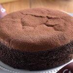 法芙娜巧克力蛋糕