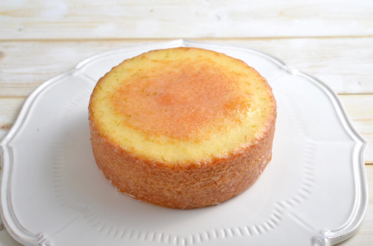 常溫檸檬蛋糕